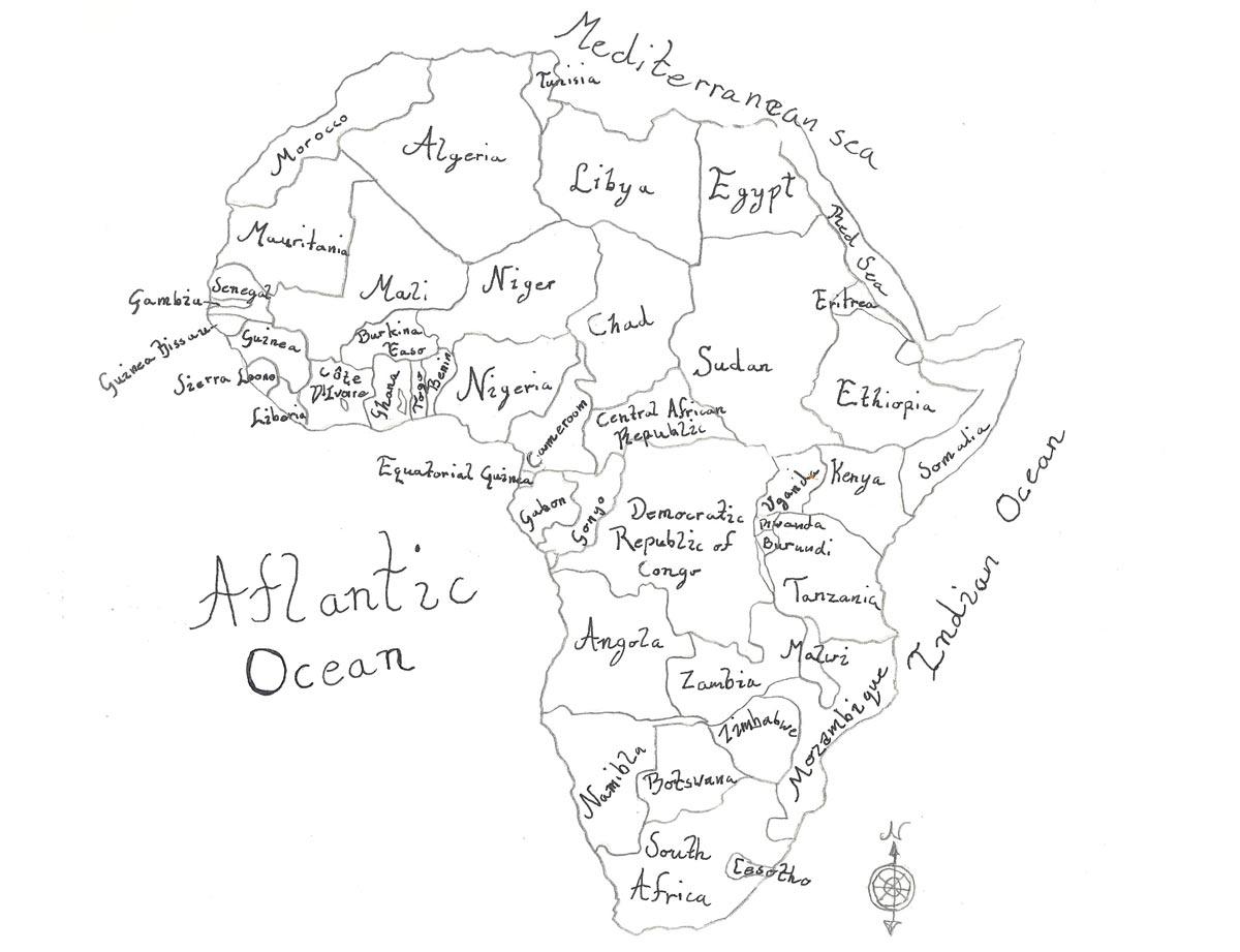 8th Grade Waldorf Geography