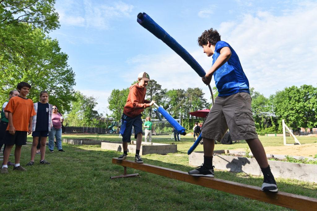 RWS Outdoor Games - Richmond Waldorf School