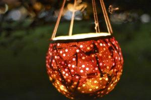 easy and fun paper balloon lantern