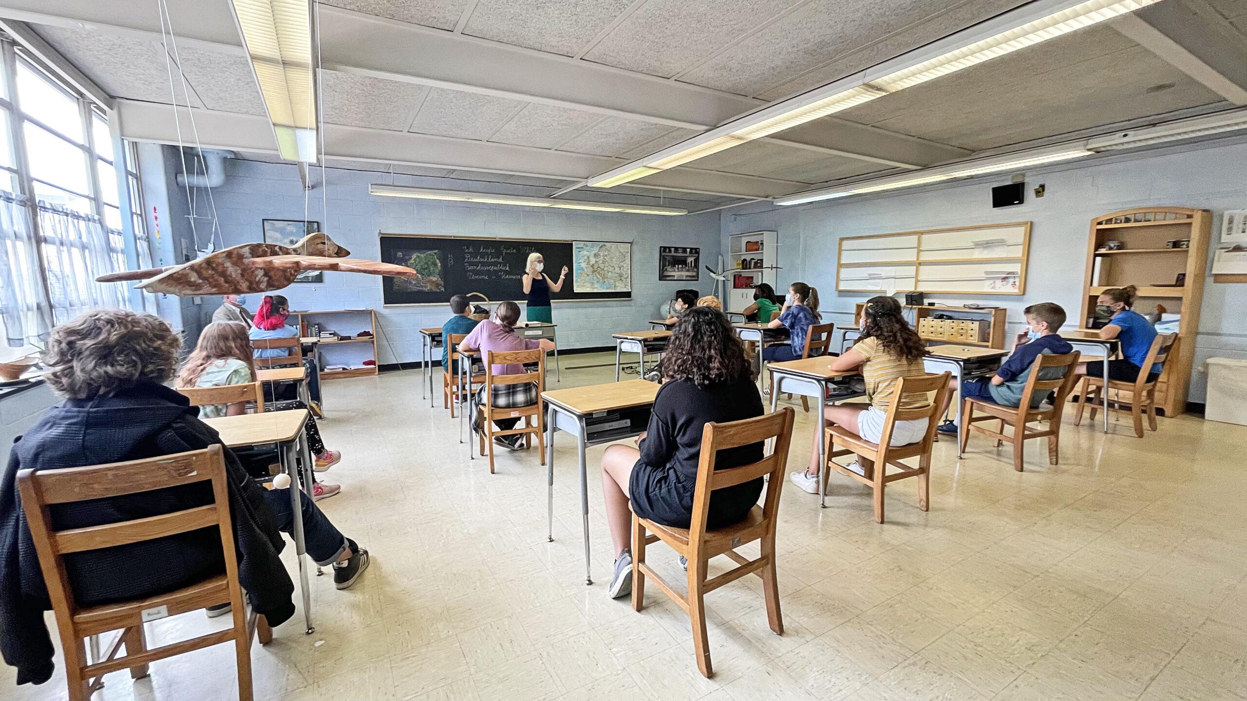 7th Grade Richmond Waldorf School